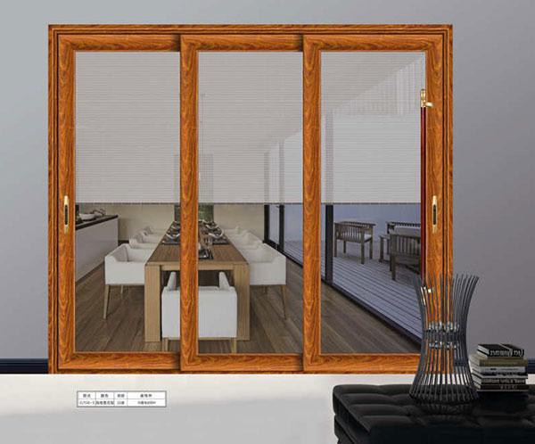 铝合金窗户玻璃安装图解