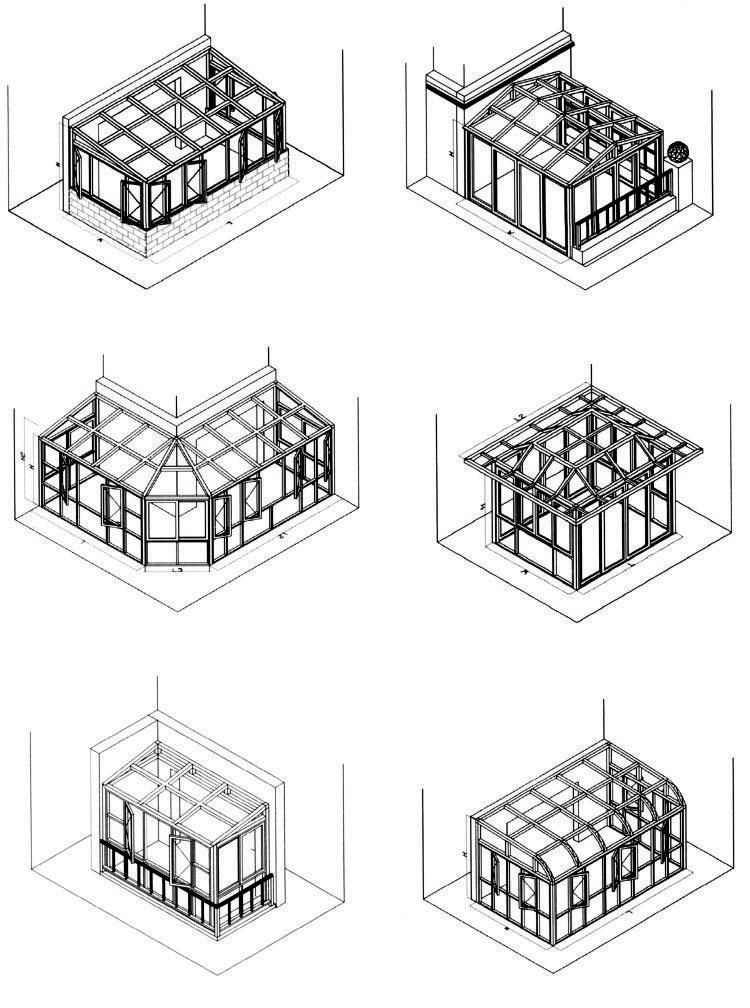 1、别墅等房型的日益兴起,阳光房已逐步发展成装修主流,阳光房具有优良的通风、采光、隔热、隔音效果; 2、阳光房具有多种造型供您选择:平顶式、斜顶式、弧顶式、人字顶、八角顶等,功能非常丰富,它可以做为书房、餐厅、工作室、花房等; 3、一个人享受安静的读书时光,和朋友喝下午茶、闲聊,和孩子做游戏,和家人聚餐--它满足了人们的亲近自己的愿望,是非常理想的社交和休闲场所; 4、目前公司现有以下几种供您选择:室内金橡木、沉香木、进口黄花梨,室外白色、灰色、电泳香槟。同时您可以根据您的喜好定制颜色; 5、本公司阳光房