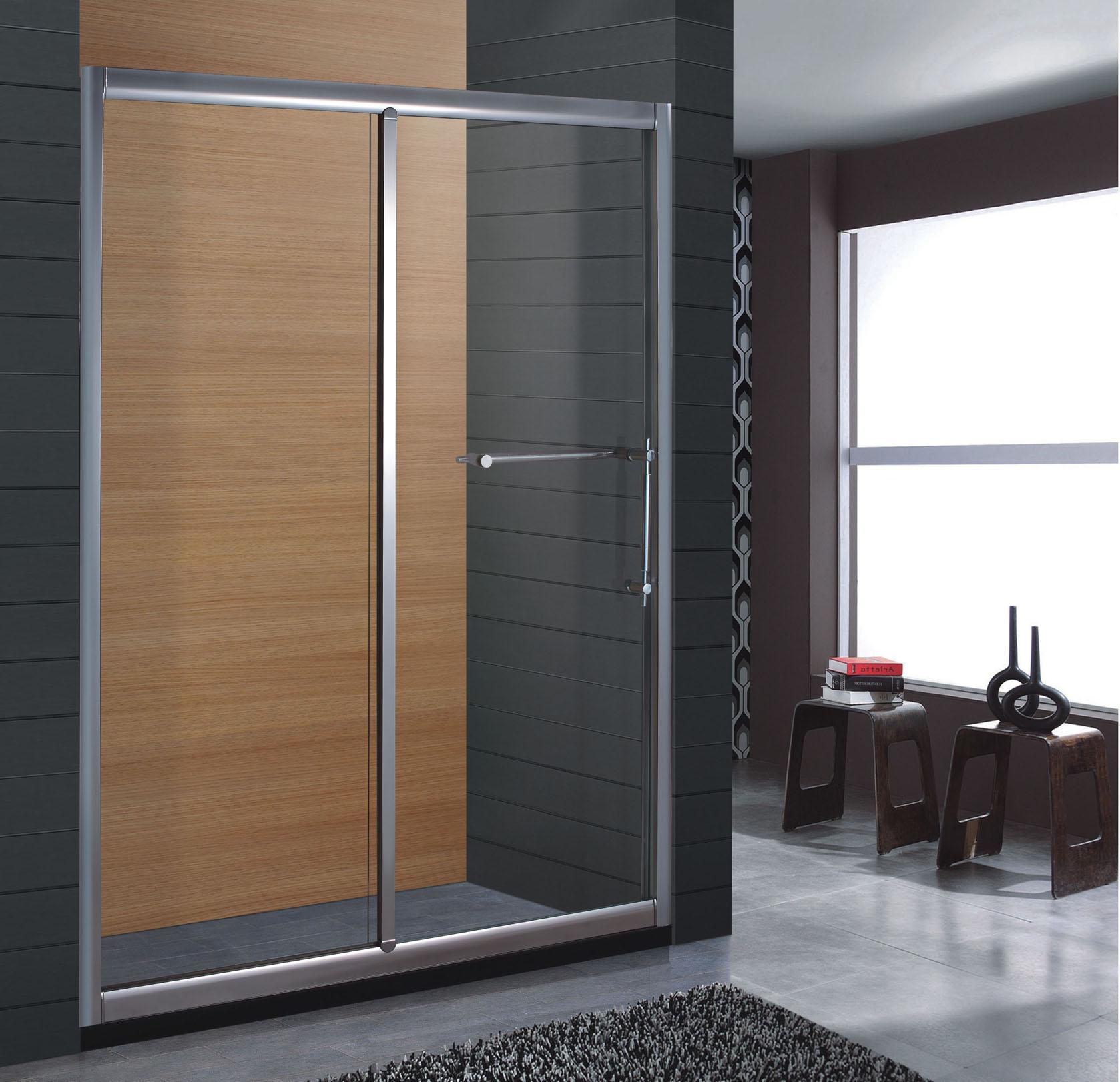 不锈钢淋浴隔断_铝合金室内门代理 室内阳台门 名牌